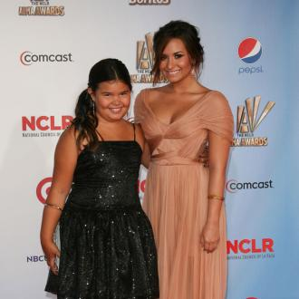 Demi Lovato Got Sober For Sister's Sake