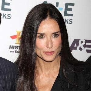 Demi Moore In No Rush To Ditch Twitter Name