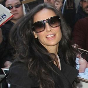 Demi Moore 'Embarrassed' By Breakdown