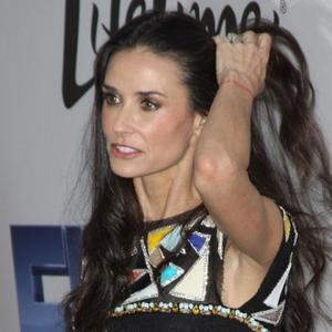 Demi Moore Banned From Weighing Herself