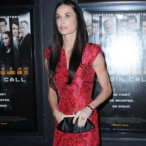 Demi Moore Seeking Spiritual Advice