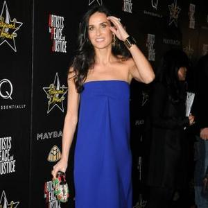 Demi Moore 'In A Much Better Place'