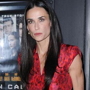 Demi Moore Finally Ditches The Kutcher Name