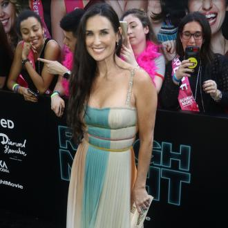 Demi Moore jokes about marriage to Bruce Willis at comedy roast