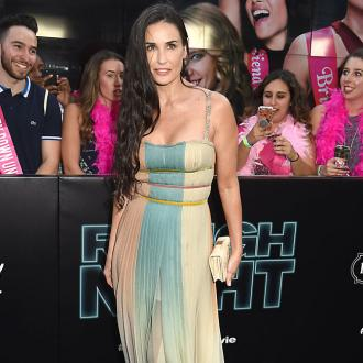 Demi Moore and Ashton Kutcher are 'friendly'