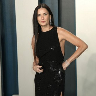 Demi Moore stars in Andie Swim's campaign with daughters