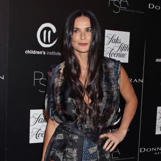 Demi Moore Is So Proud Of Rumer Willis