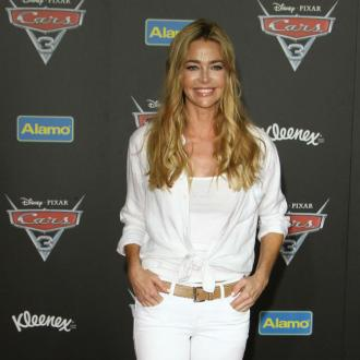 Denise Richards thanks fans for health tip