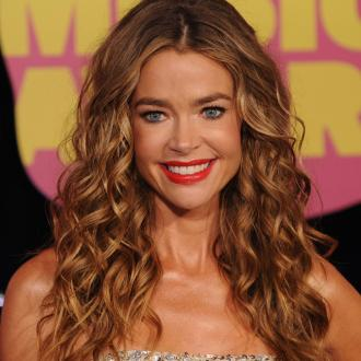 Denise Richards Happy To Look After Charlie's Twins