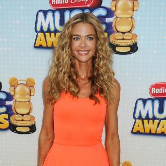 Denise Richards' Father Minding Kids