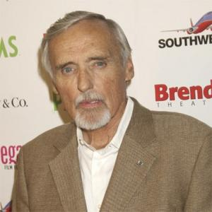 Dennis Hopper's Widow To Leave Home