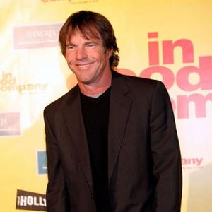 Dennis Quaid Says Cocaine Use Is 'Greatest Mistake'