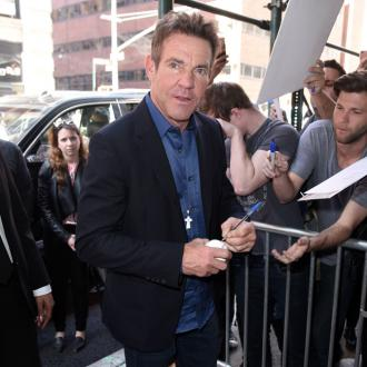 Dennis Quaid: I've had a threesome