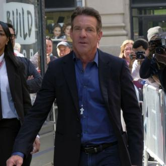 Dennis Quaid planning road trip honeymoon