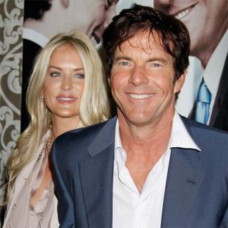 Dennis Quaid Gets Fashion Advice From Daughter