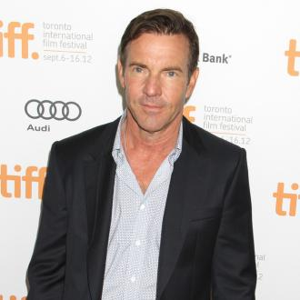 Dennis Quaid is a family man