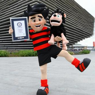 Beano Earns Second Guinness World Record