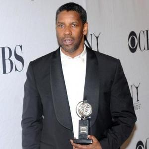 Denzel Washington's Train Driving Excitement