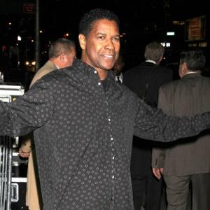 Denzel Washington For 2 Guns?