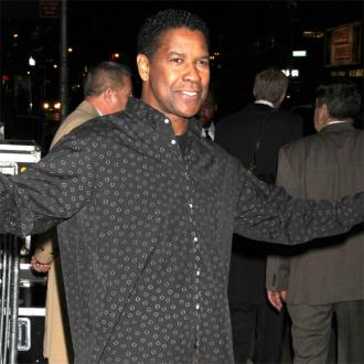 Denzel Washington Found Flight Booze Ban Easy