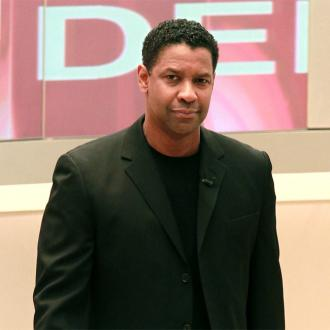 Denzel Washington Struggles To Keep His Weight In Line