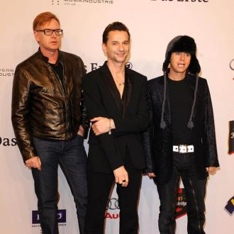 Depeche Mode always moaning