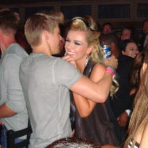 Derek Hough 'Besotted' With Katherine Jenkins