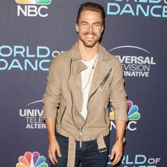 Derek Hough praises 'brother'
