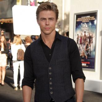 Derek Hough Bullied With Gun Threats