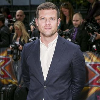 Dermot O'Leary copies wife's beauty regime