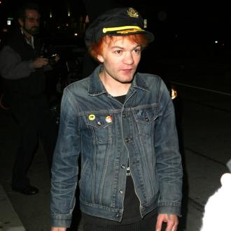 Deryck Whibley feels 'lucky'