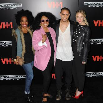 Diana Ross: Ashlee Simpson's wedding 'went perfectly'