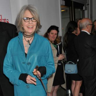 Diane Keaton doesn't understand online shopping