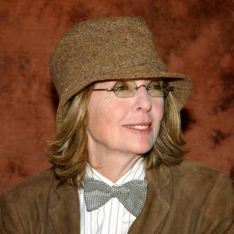 Diane Keaton Supports Woody Allen