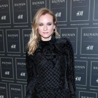 Diane Kruger's daughter loves Paris