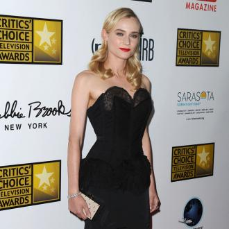 Diane Kruger not 'blessed with great skin'