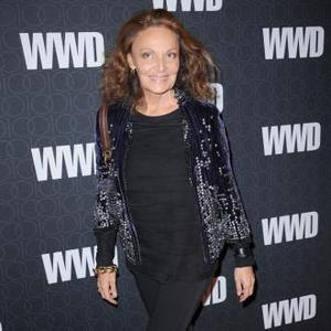 Diane Von Furstenberg Goes On A Walk To Fire People