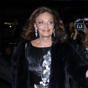 Diane Von Furstenberg: Models Must Smile At My Fashion Shows