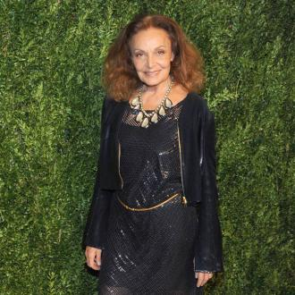Diane Von Furstenberg Loves To Tell People Her Age