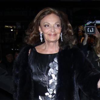 Diane Von Furstenberg 'resented' wrap dress' success