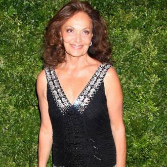 Diane Von Furstenberg: I don't wear wrap dresses