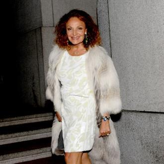Diane von Furstenberg praises 'hard-working' Victoria Beckham