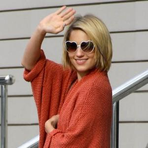 Dianna Agron: 'I've Never Been Happier'