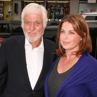 Dick Van Dyke escapes burning car