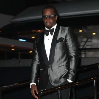 Diddy's Son Grateful For Support