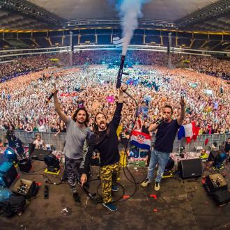 Steve Aoki, Martin Garrix and more wow at World Club Dome