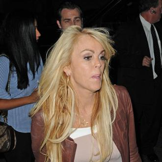 Dina Lohan Blamed For Lindsay's Arrest