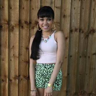 Dionne Bromfield feels 'connected' to Amy Winehouse