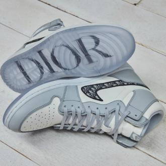 Kim Jones thrilled by Michael Jordan's enthusiasm for Dior trainer collaboration
