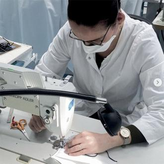 Dior create face masks